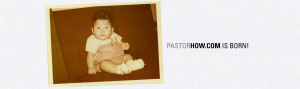 Pastor How Baby Photo - Cover