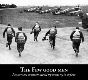 The Few Good Men WWII