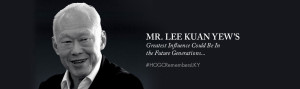 Lee Kuan Yew Article Cover for Pastor How's Blog