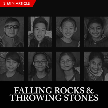 Falling Rocks and Throwing Stones | #SabahQuake