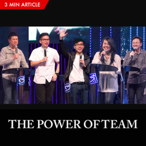 Power of Team Article - Heart of God Church