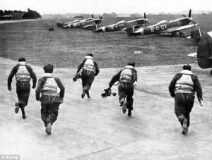 "World War II - ""The Few"""