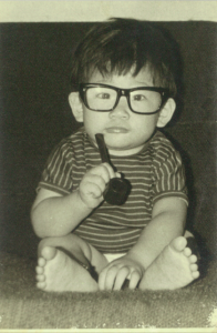 Pastor Tan Seow How Baby Image