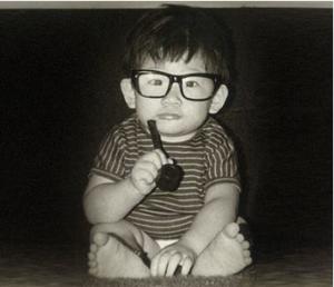 Pastor How baby photo