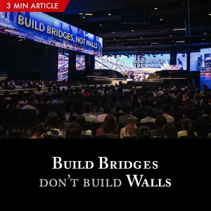 Heart of God Church Youth & Community Event - Build Bridges Not Walls