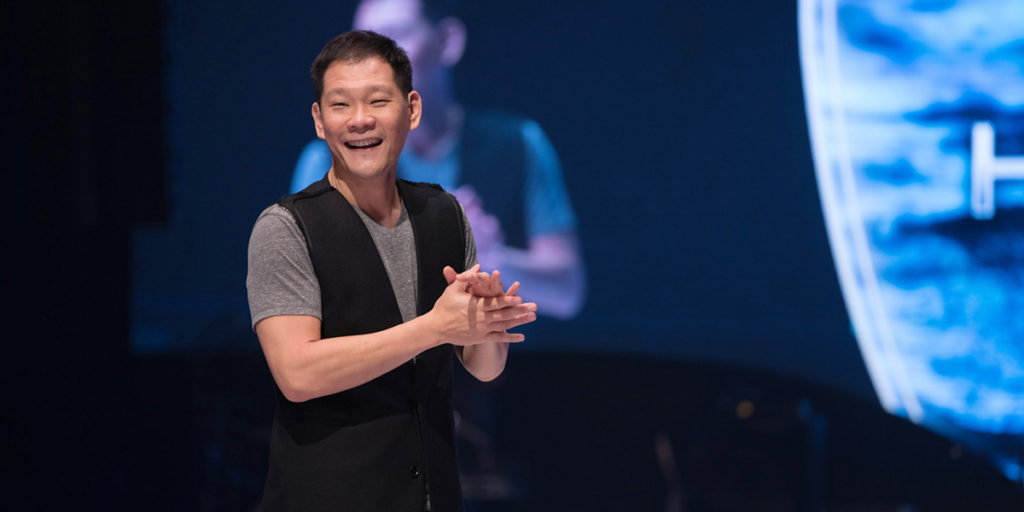 Pastor Tan Seow How