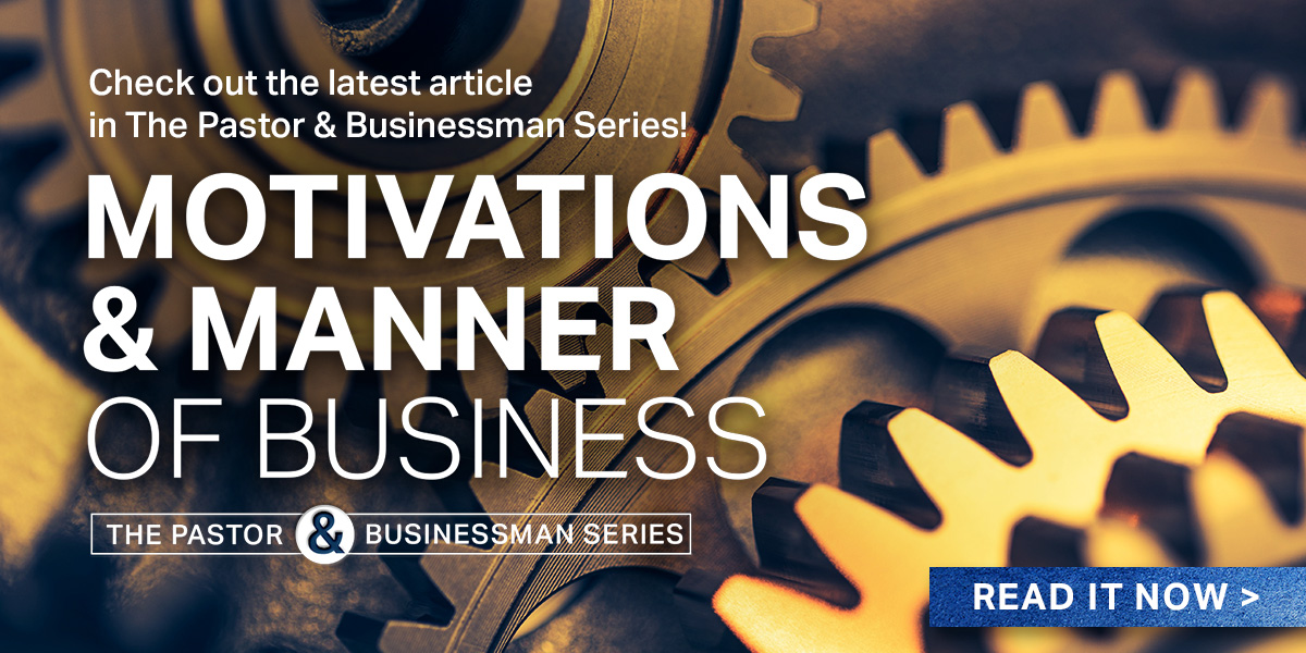 Motivations and Manners for Business