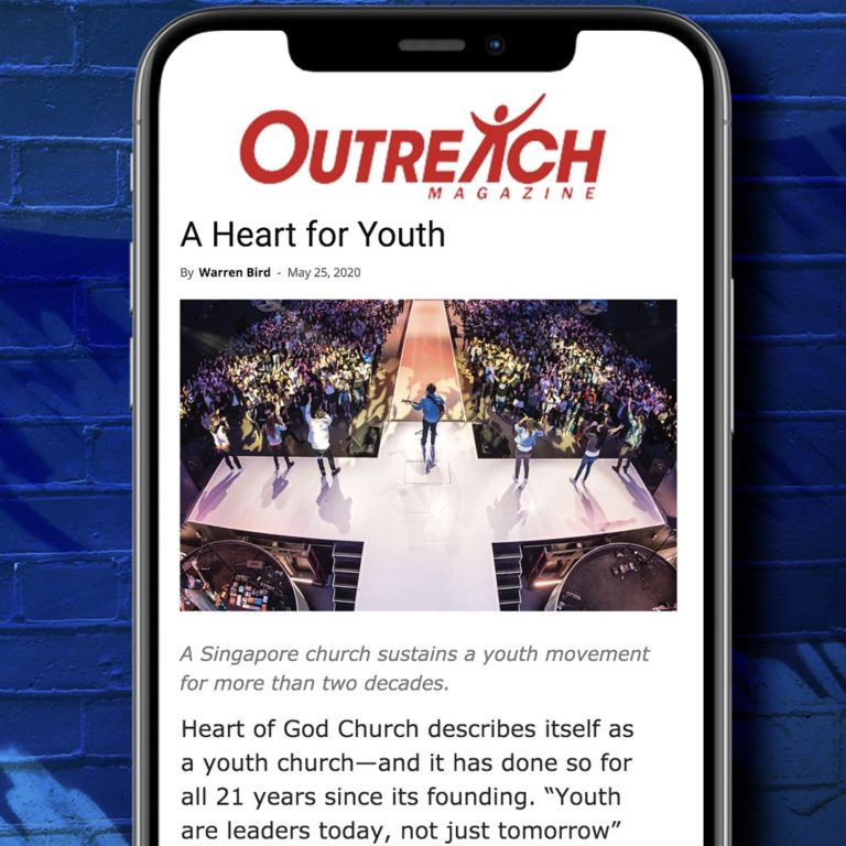 Outreach Article Redirect