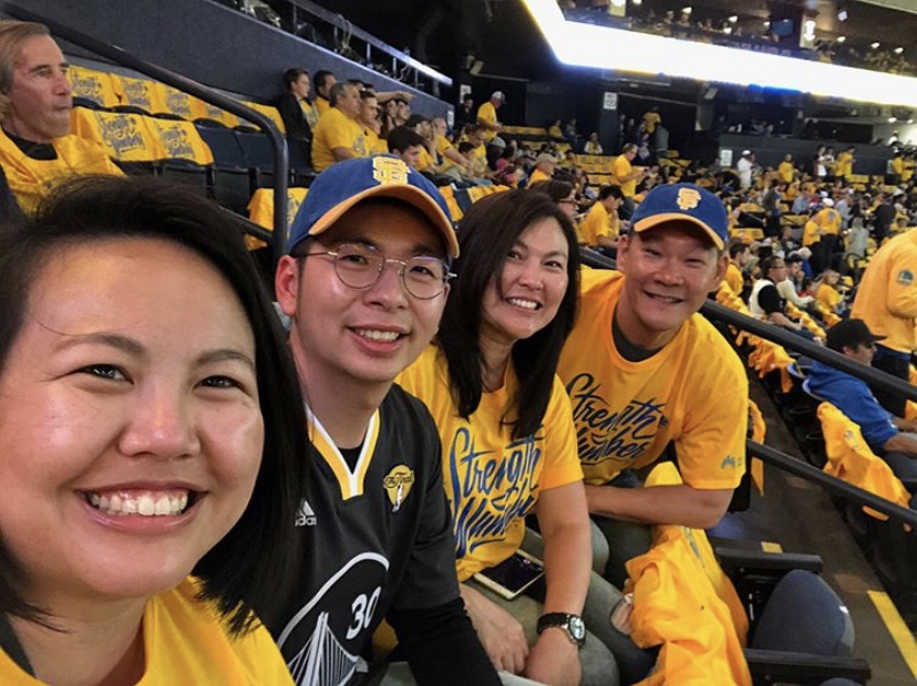Like any sports fan, I would prefer to watch my favorite games in person. Hopefully, our online viewers will feel the same about the in-person service.
